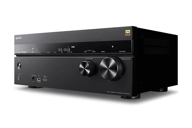 Sony에서 4K/HDR 패스스루 지원 AV 앰프 2종을 ..