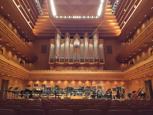 오늘 열린 동방 오케스트라 콘서트에 ZUN씨도 방..