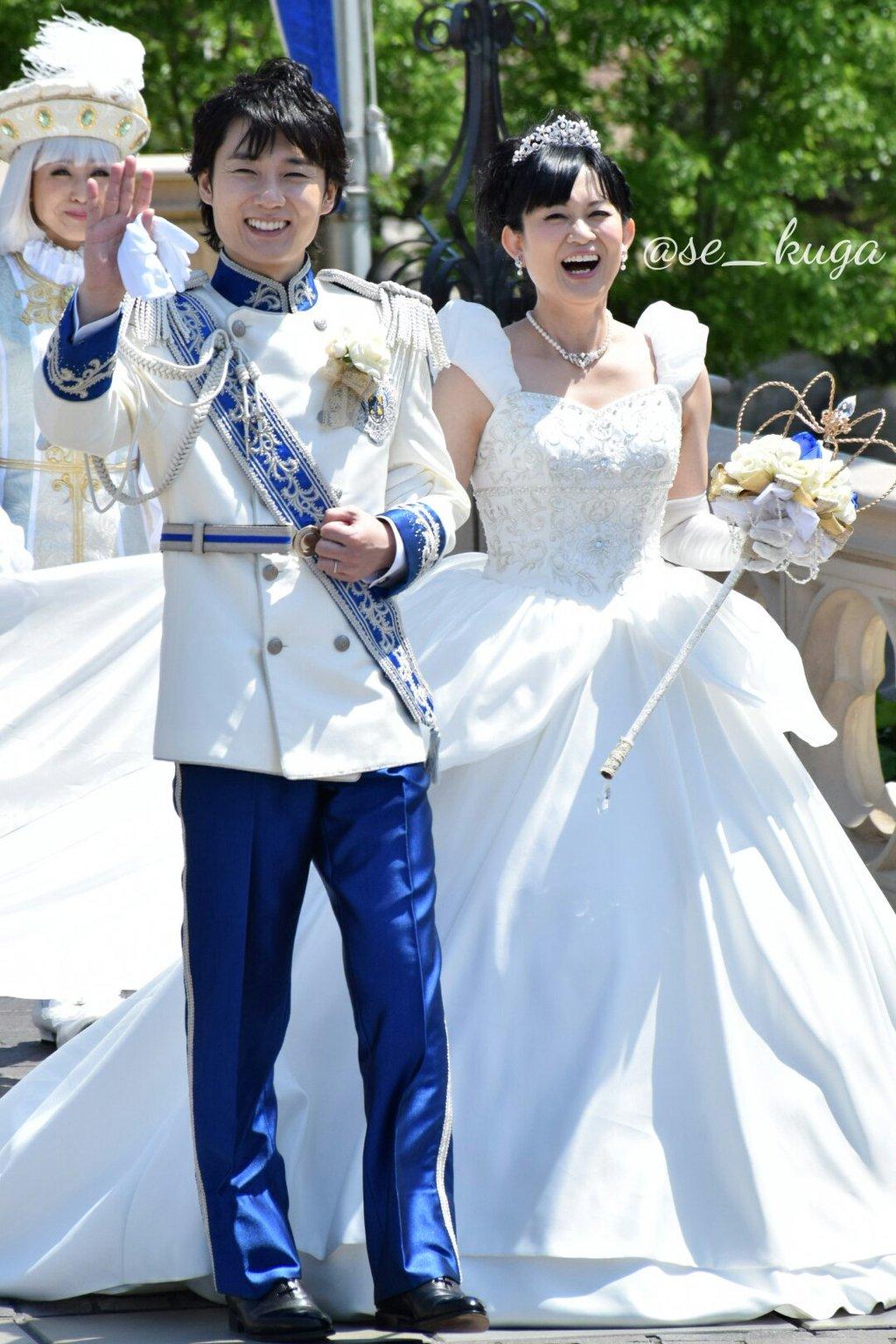 미야케 쥰이치 & 니시마타 아오이 커플의 결혼식 사진