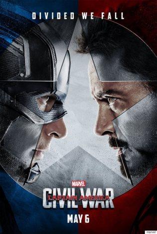 캡틴 아메리카: 시빌 워 (나는 아이언맨이 좋은데!)