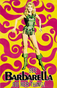 바바렐라 Barbarella, Queen Of The Galaxy (19..