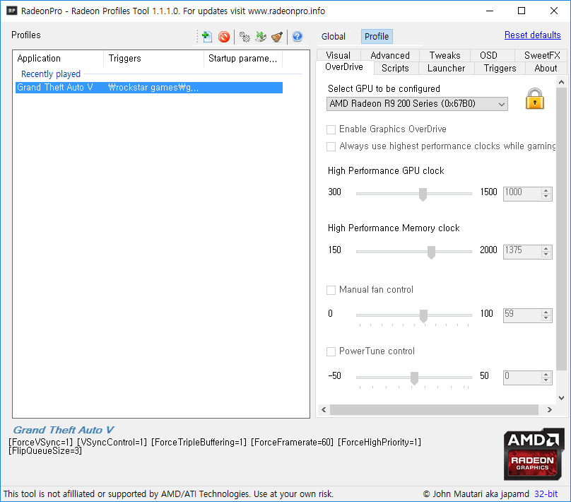 GTA5 AMD 라데온 고사양에서 끊긴다면? GTA V