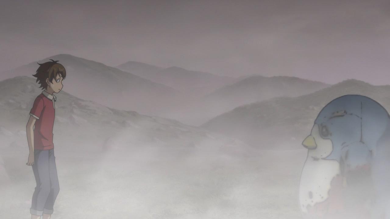 마요이가,우주 패트롤 루루코,우시오와 토라 2기 9화