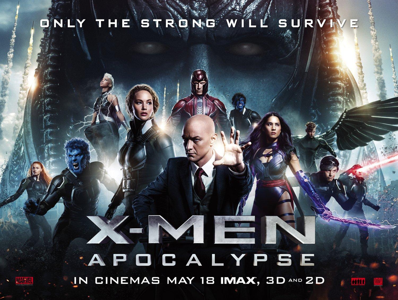 엑스맨: 아포칼립스 (2016)