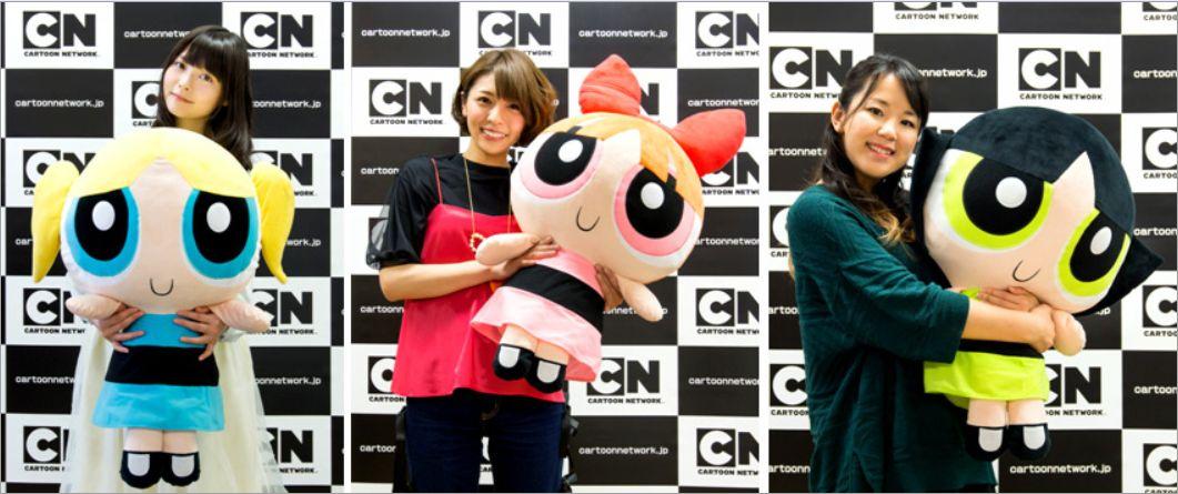 일본 카툰 네트워크, 2016년 6월 18일부터 '파워퍼프걸..