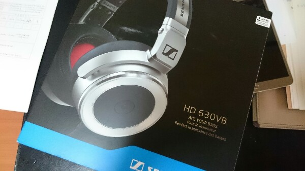 소리가 아니라 머리가 문제, 젠하이저 HD 630VB