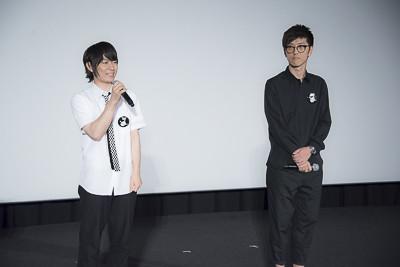 2016년 7월 신작 '모브사이코100' 제 1화 선행 상영회 사진