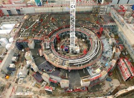 국제핵융합실험로(ITER)의 첫 가동 시기 5년 정..