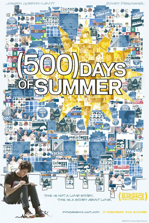 500일의 썸머 (500 Days of Summer, 2009)