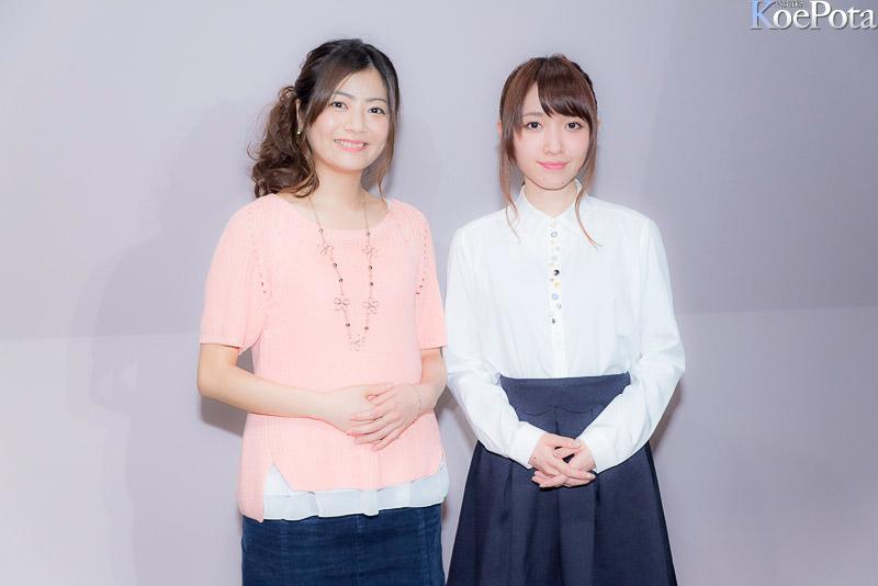 성우 엔도 유리카 & 아케사카 사토미씨의 사진