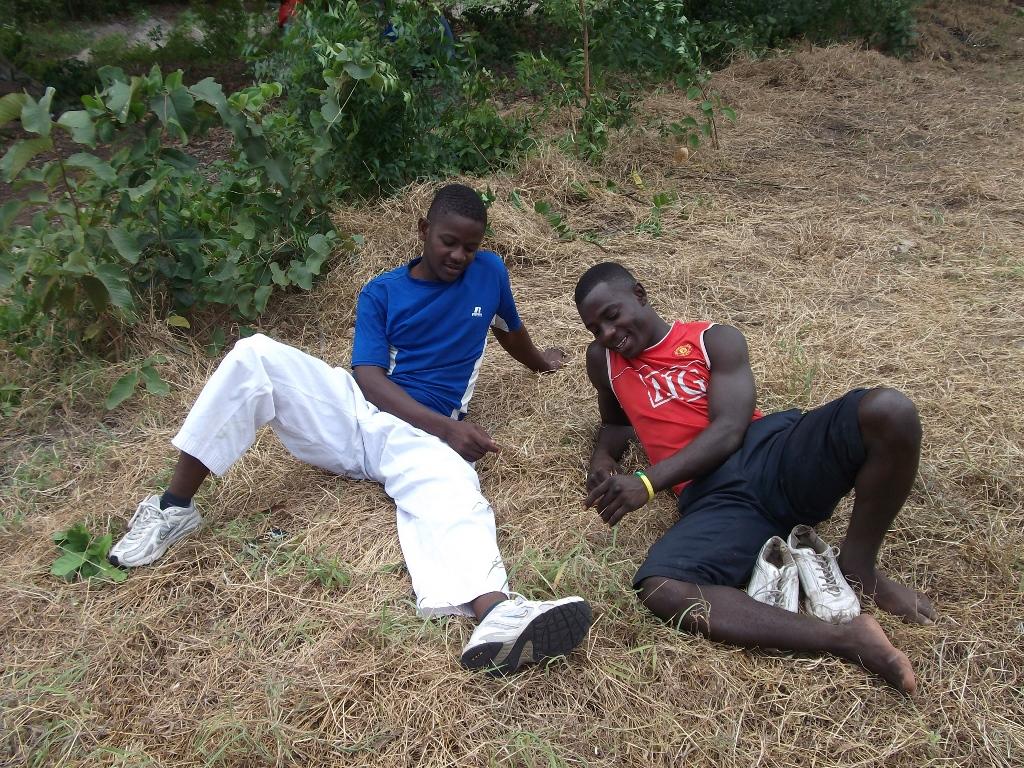 [탄자니아] Mikadi Camp 훈련 돌입