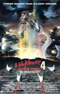나이트메어 4 꿈의 지배자 A Nightmare on Elm Street..