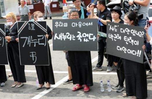 밀양, 강정, 세월호, 그리고 성주.