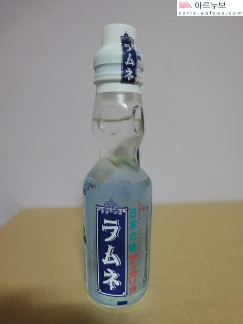 일본 사이다 라무네 日本の味ラムネ瓶(일본의맛 라..