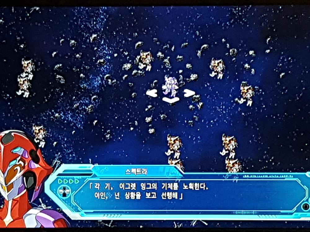 [PS4]슈로대OG MD - 모처럼 플레이 하다 뿜긴 ..