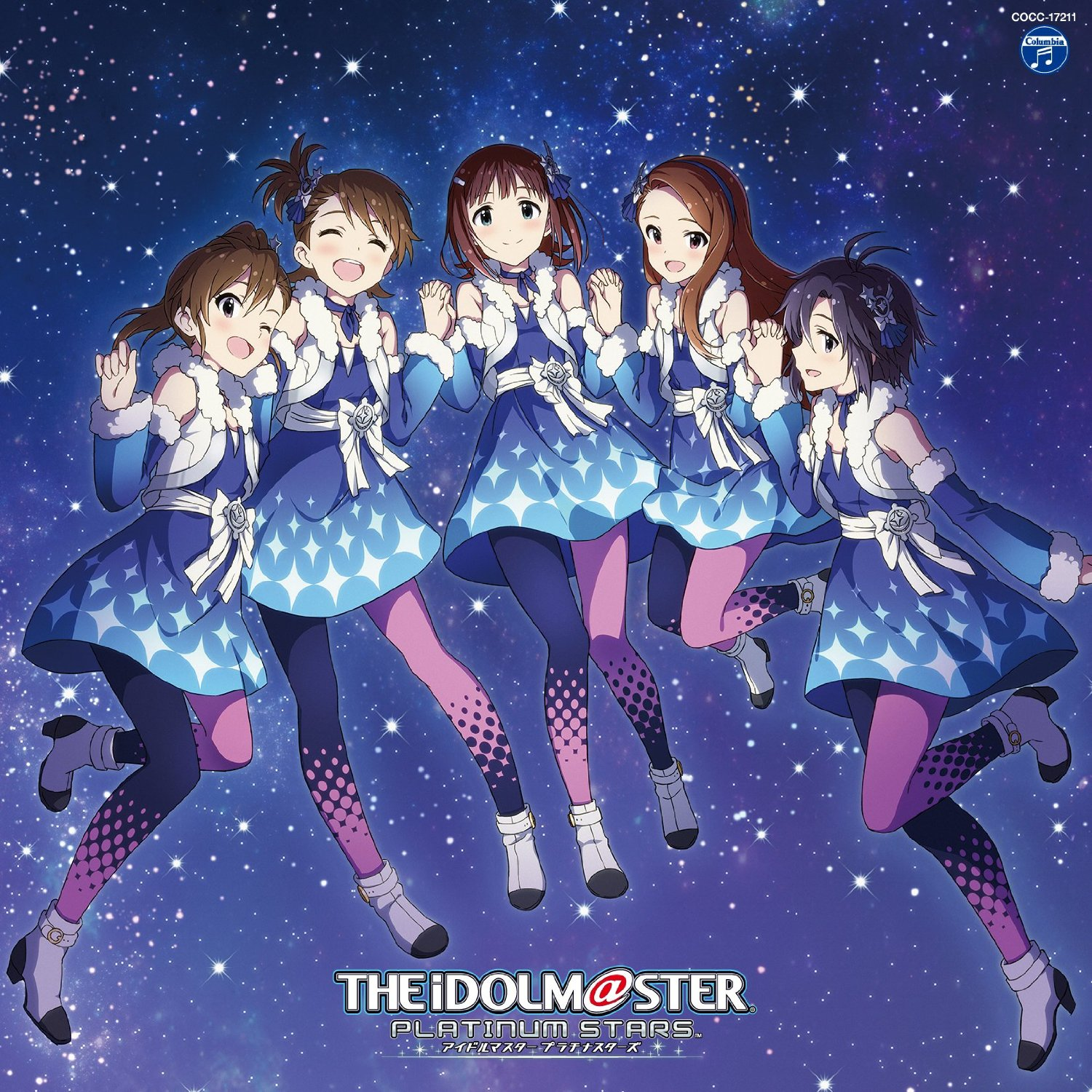 THE IDOLM@STER PLATINUM MASTER 01 Miracl..