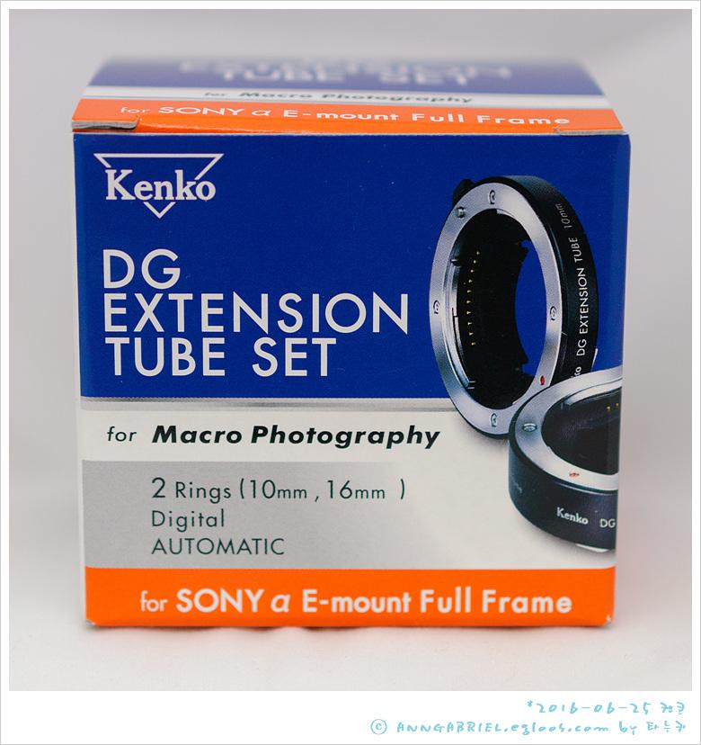 [켄코] 접사를 가능하게!! DG Extension Tube fo..