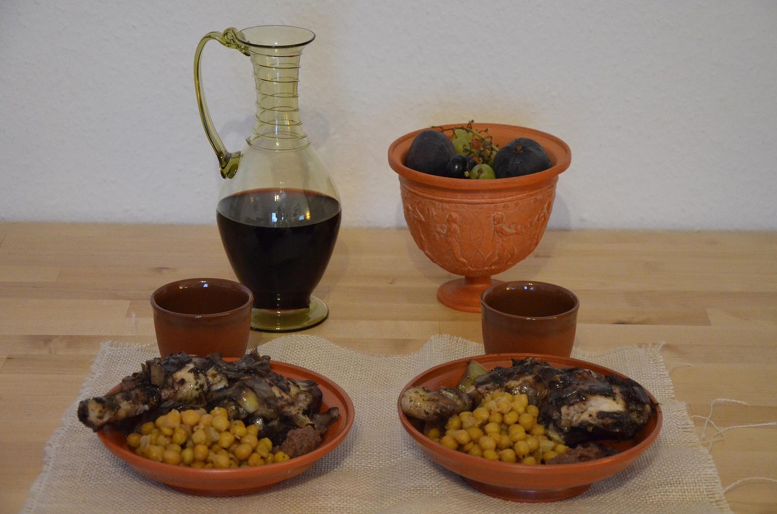 포도주에 대한 갈리아족과 게르마니아족의 차이는?