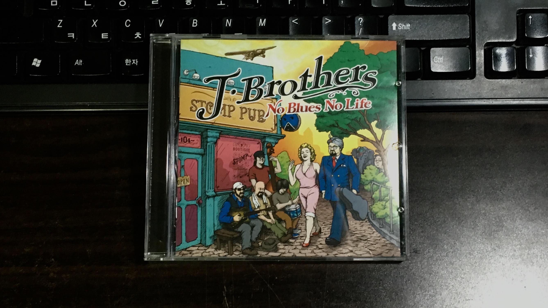 No Blues No Life - J-Brothers / 2016