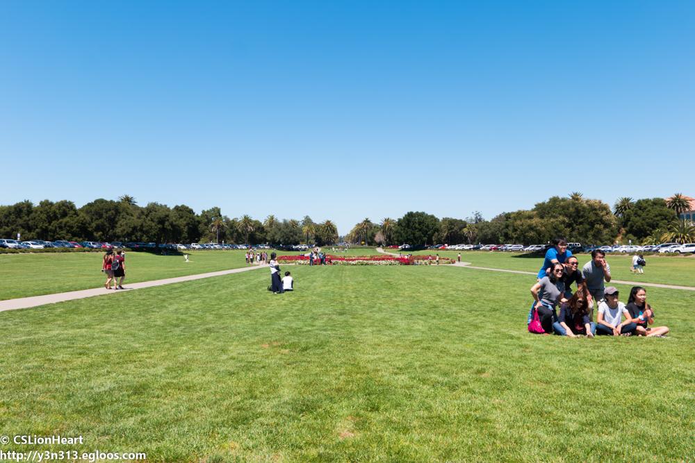 2016 LAS-SFO (9): 스탠포드 대학교