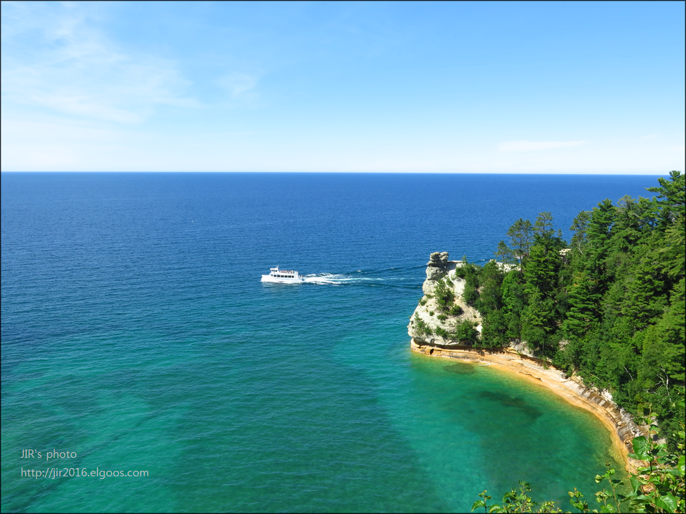 미시간-pictured rocks cruises 2