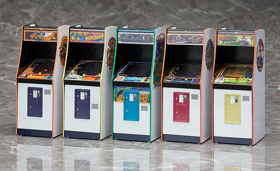 남코 아케이드 게임 머신 컬렉션 샘플 사진