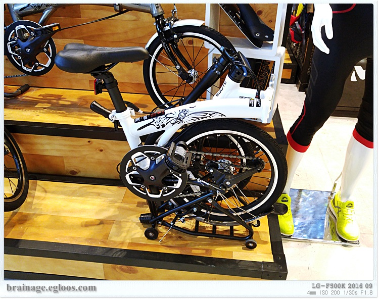 루트코리아 그루 - 40만원대 브론톰 복제 자전거