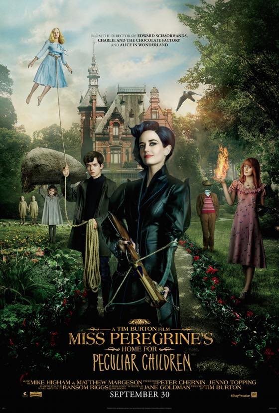 Miss Peregrine's Home For Peculiar Children,..