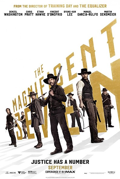 매그니피센트 7 (The Magnificent Seven, 2016)