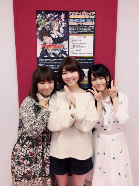 성우 쿠라타 마사요씨가 자신의 블로그에 올린 사진,..