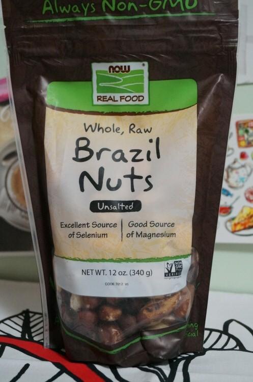아이허브 브라질넛 Iherb Now Foods, Real Fo..