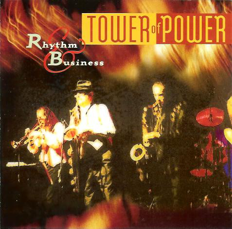 TOWER OF POWER - 02. CRAZY FOR YOU/RHY..
