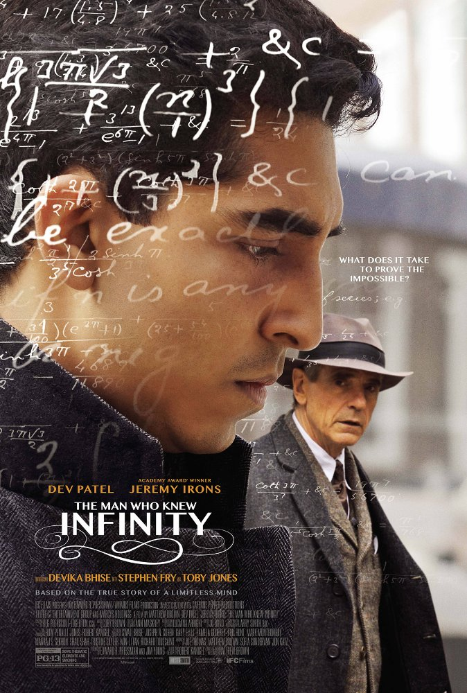 무한대를 본 남자 (The Man Who Knew Infinity, 2..
