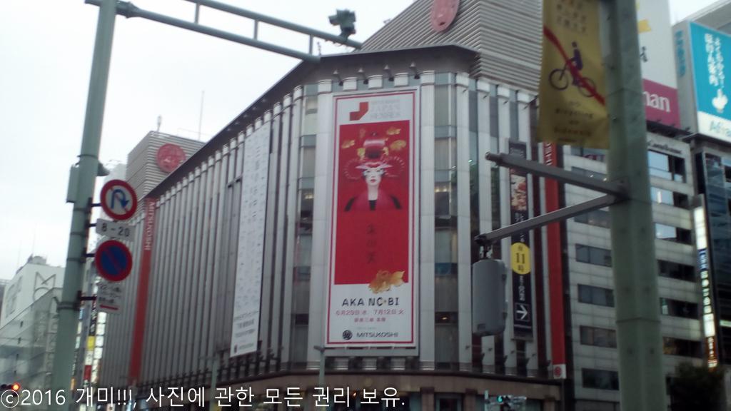 2016. 07. 09. 김백수, 東京을 거닐다 / (14) 김백수..