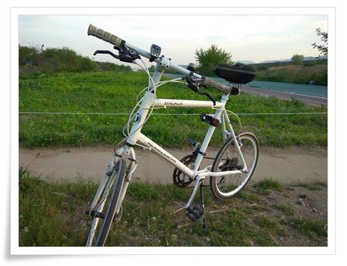 오리역에서 성수역까지 자전거로 출퇴근