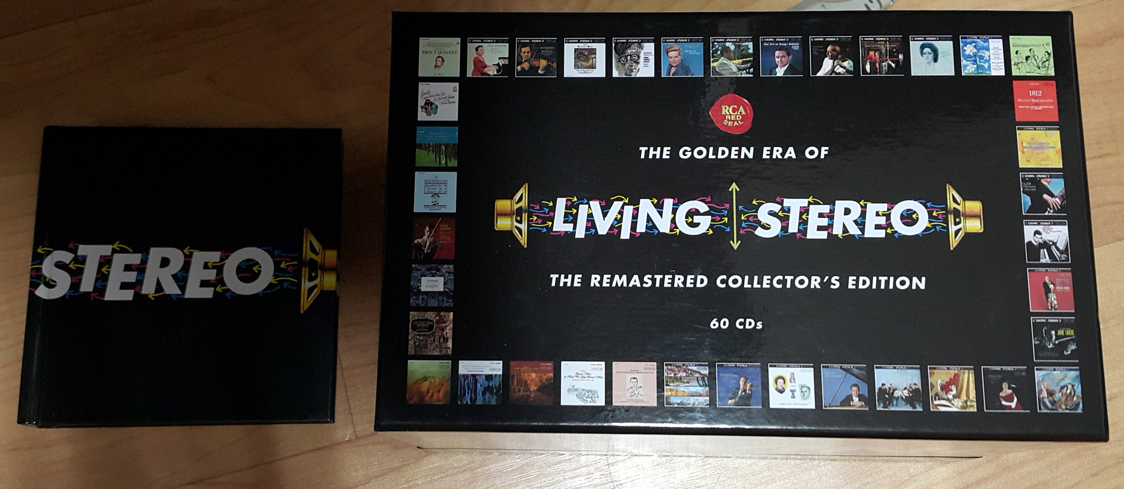 Living Stereo Box 60CD set Vol.3(RCA)