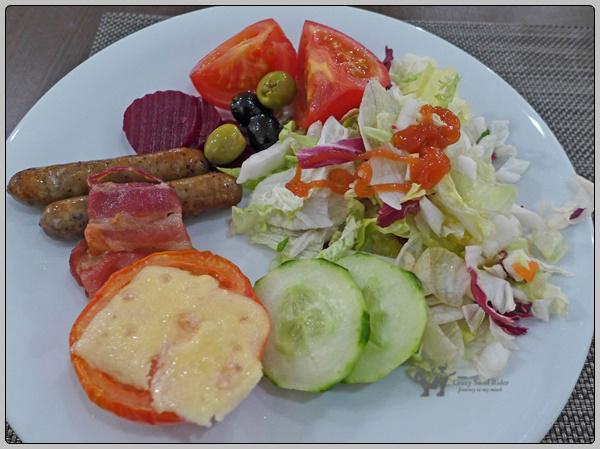 뮌헨에서의 아침 식사