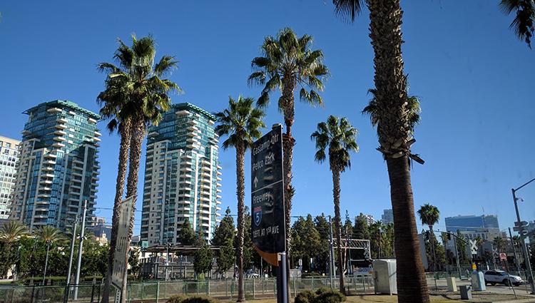 샌디에고 San Diego, 이곳저곳