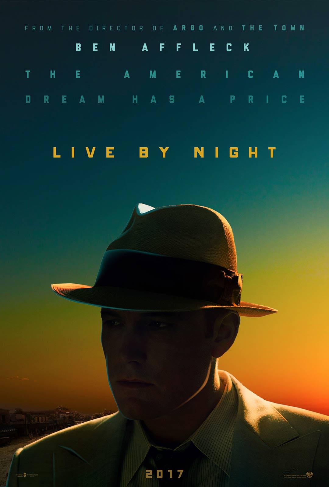 """""""LIVE BY NIGHT"""" 새 예고편입니다."""
