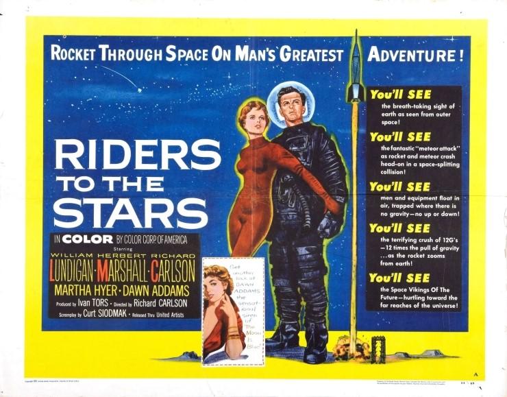 라이더스 투 더 스타스 / Riders to the Stars (195..