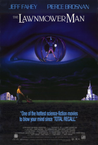 론머맨 The Lawnmower Man (1992)