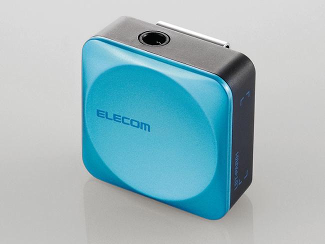 Elecom에서 초소형 블루투스 수신기 신제품 4종을..