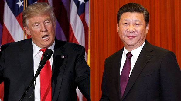 트럼프 너이새끼 진짜 화이팅!!! 중국이 단교 할 수도..