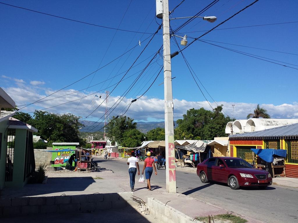 [도미니카공화국] 히마니 시장