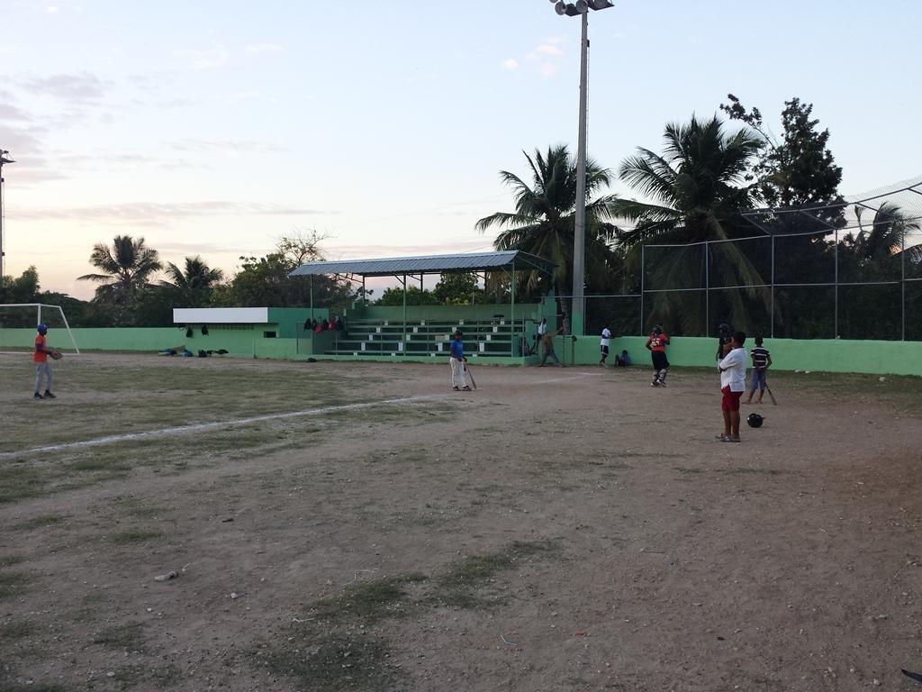 [도미니카공화국] 히마니 야구장