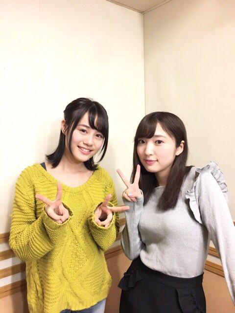 성우 유닛 Pyxis (이토 미쿠 & 토요타 모에)의 사진