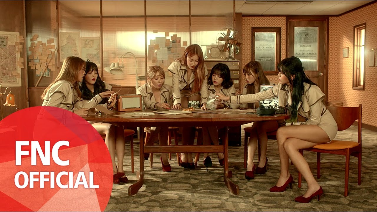 [사운드디자인]AOA - Excuse Me MUSIC VIDEO