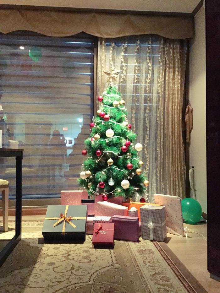 2016 크리스마스 선물 개봉식