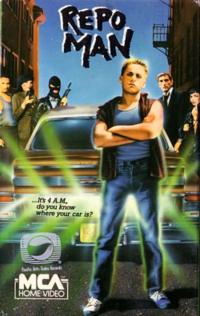 리포 맨 Repo Man (1984)