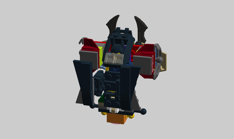 [LEGO] 파워드 슈트 번외